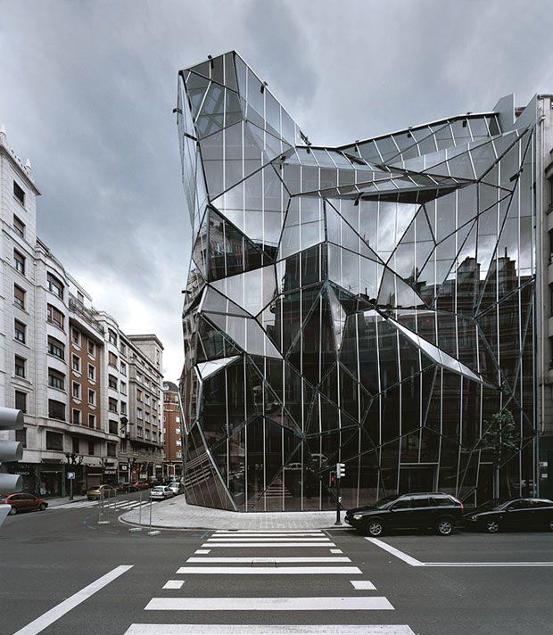 Basque Health Department Headquarters by Coll-Barreu Arquitectos. photo © Aleix Bagué.