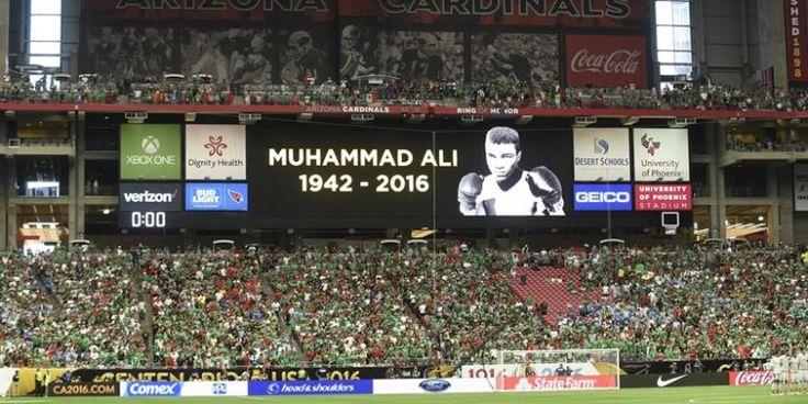 Siapa sangka Muhammad Ali Menginspirasi Pembangunan Mal