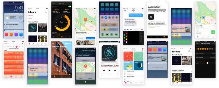 애플의 iOS 10의 UI킷이 공개되었습니다.  각종 스크린, 앱, 아이콘, 효과 등. 각 UI 엘리먼츠를 확인해 볼 수 있으며 스케치 파일로 ..