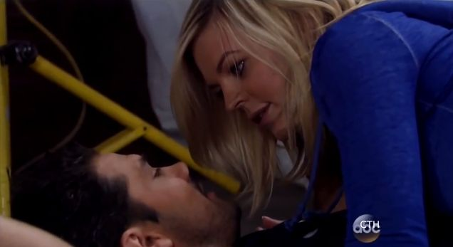 Nathan West and Maxie Jones