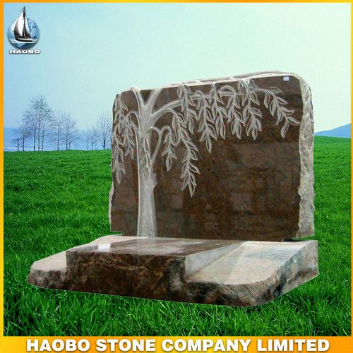 tombstone designs headstones | Promotional Tree Shaped Tombstone, Buy Tree Shaped Tombstone Promotion ...