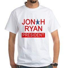 VEEP Jonah Ryan for President Shirt> JONAH RYAN FOR PRESIDENT> Scarebaby Design