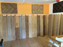 Een gedeelte van onze collectie houten panelen