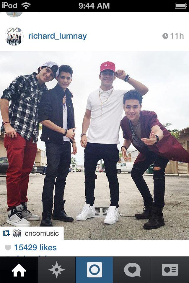 CNCO Instagram Who's missing??   CNCO: La Banda