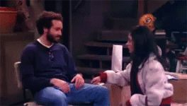 "He was only sweet with her. | Community Post: 21 Reasons Jackie And Hyde From ""That '70s Show"" Were The Best Couple Ever"