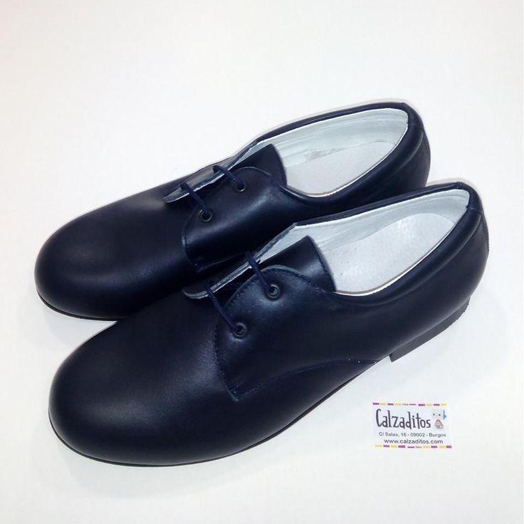 Zapatos azul marino formales infantiles 09dQUVfD3m