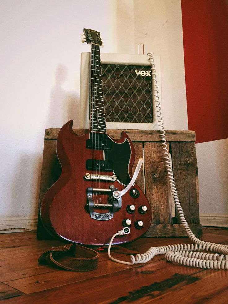 1966 Gibson SG Special Vintage