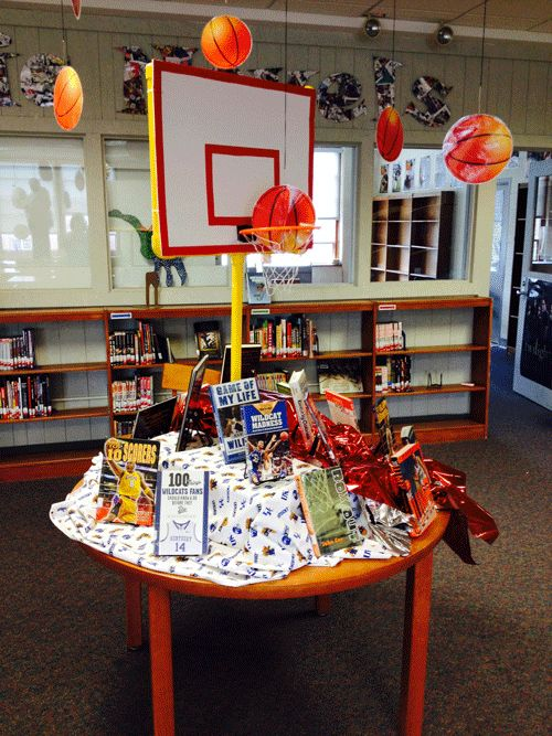 Elementary School Library Decorations Library Media