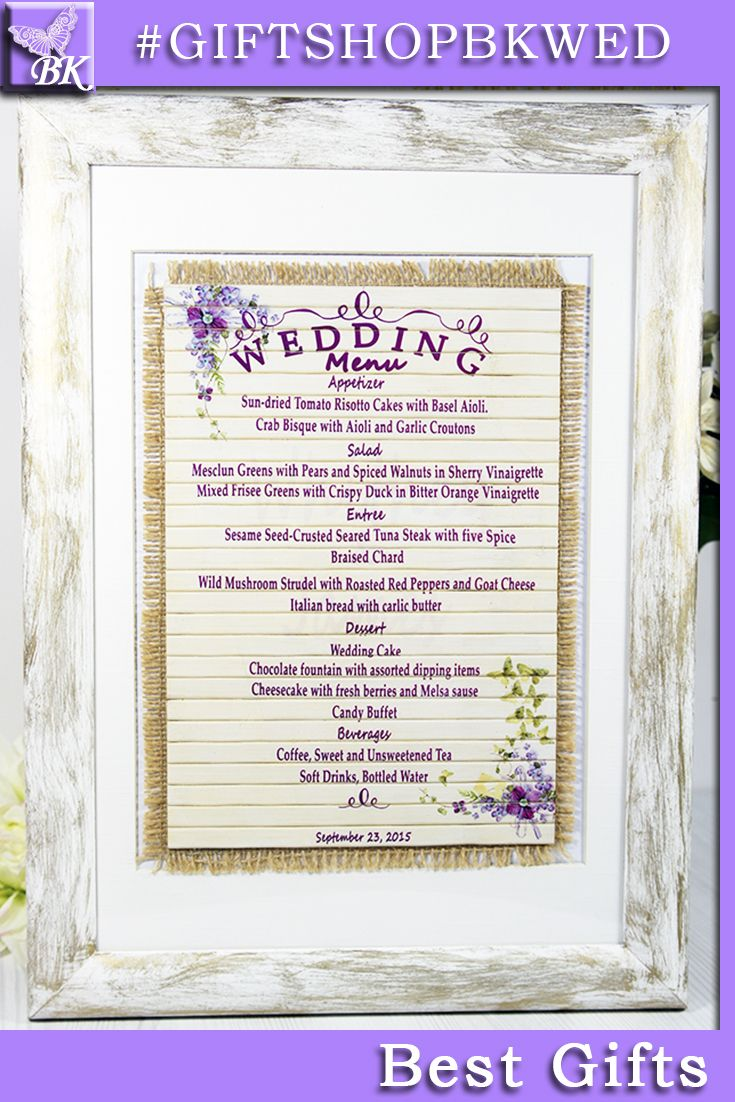 Wedding bar menu sign can become an ornament to the family kitchen and living room Personalized custom rustic wooden wood favors menu Wedding ceremony Shabby Chic monogram Bride Groom His Her mr mrs Bridal Shower Anniversary Birthday present #giftshopbkwed #menu #monogram #wedding #photo # frame #ceremony #personalized #gift #rustic #Bride #Groom #His #Her #mr #mrs #anniversary #custom #wood #wooden #diy #shabbychic #favor #love #tree #decor #shabby #chic #home #ideas