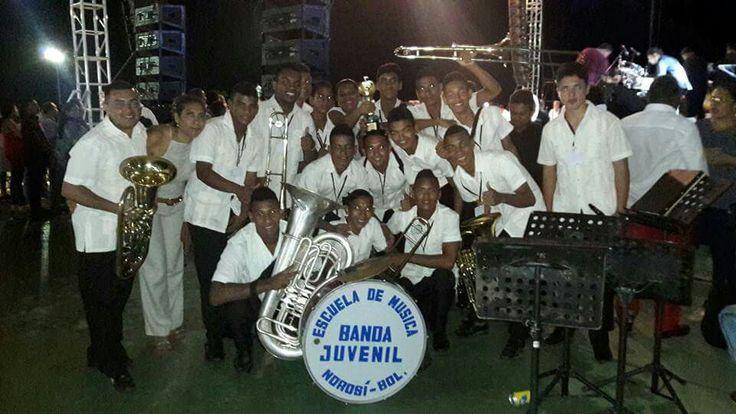 Banda Norosí de Bolivar primer puesto en categoría juvenil en Festival Nacional del Porro 2016. Segundo lugar la 6 de Agosto de Baranoa, Atlántico y Tercer lugar la juvenil de Sabanalarga, Atlántico.