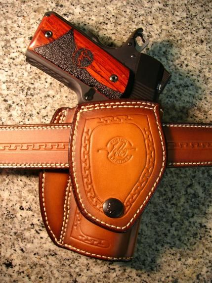 25 Best Ideas About Custom Leather Holsters On Pinterest