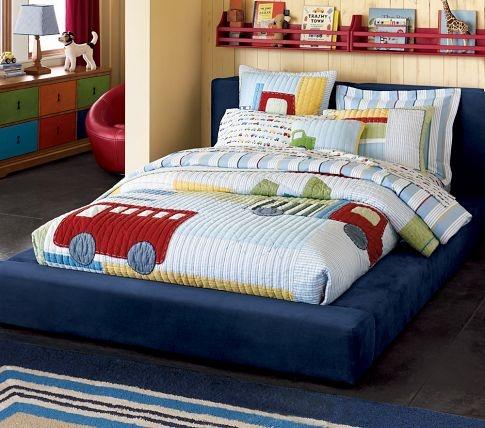 La cama de Mateo
