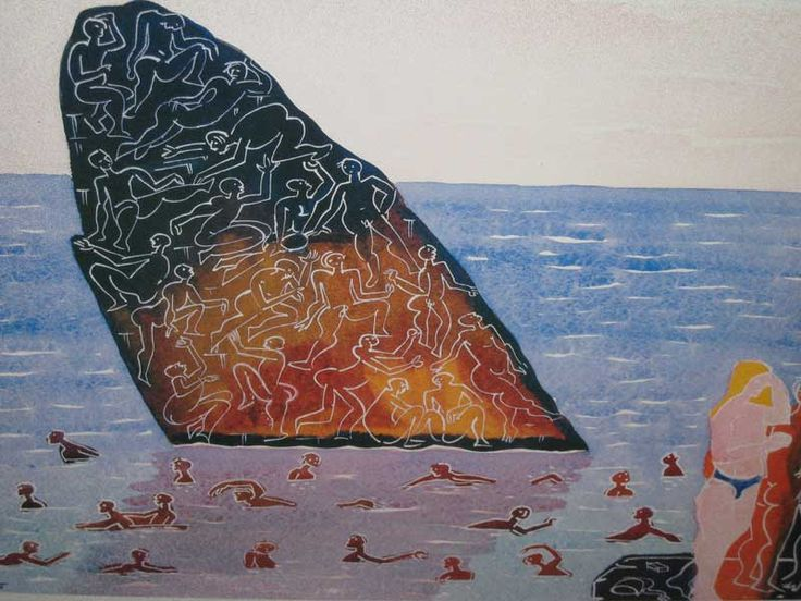 walter battiss paintings - Google Search