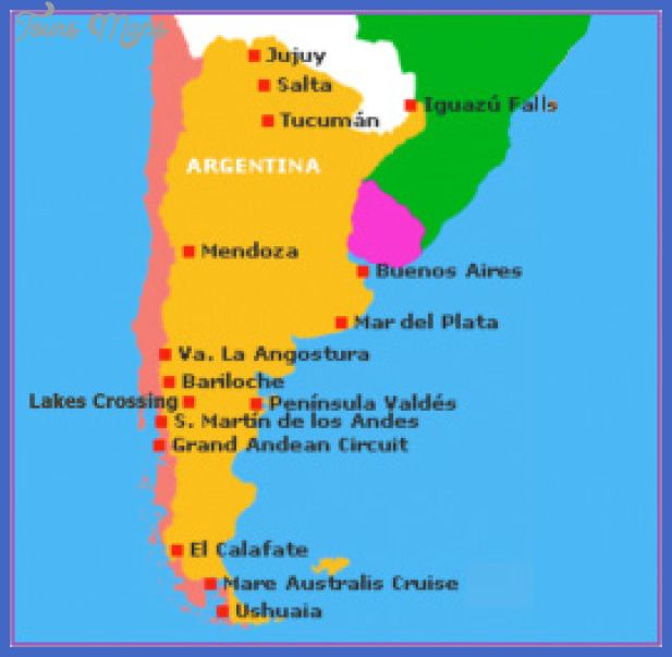 The Best Argentina Natural Resources Ideas On Pinterest - Argentina map natural resources