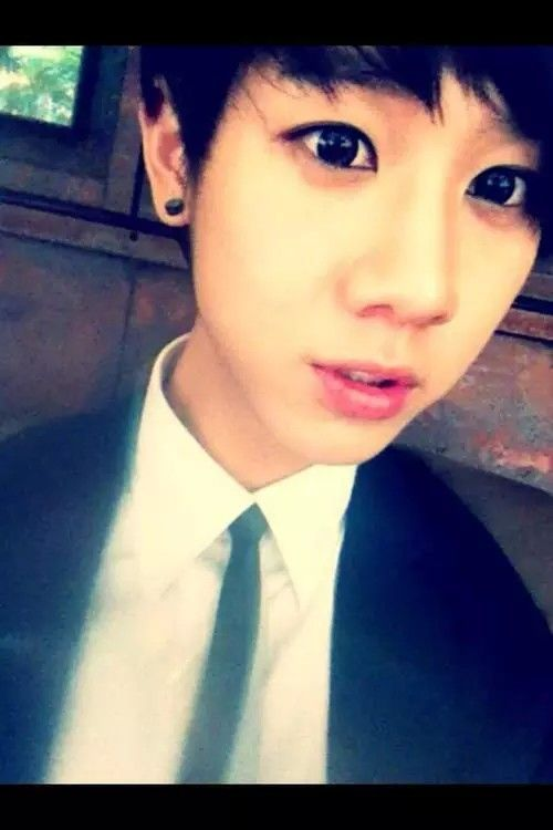 Lunafly TEO so cute love you fighting