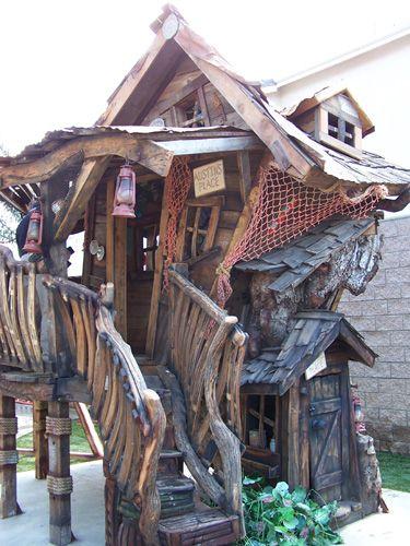 fishing shack