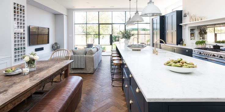 Kitchen island ideas for stunning spaces: you'll love our inspirational gallery of kitchen island units that are as practical as they are stylish