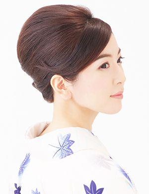 ヘアカタログ|| 京都を着物で散策 || 着物レンタル || 夢館@京都 ||