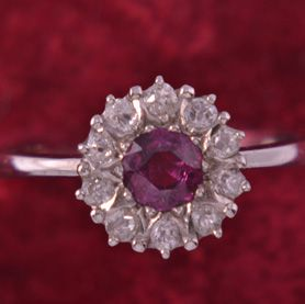 Browse our full range of vintage rings at www.amandaappleby.com/catalogue/item/ring