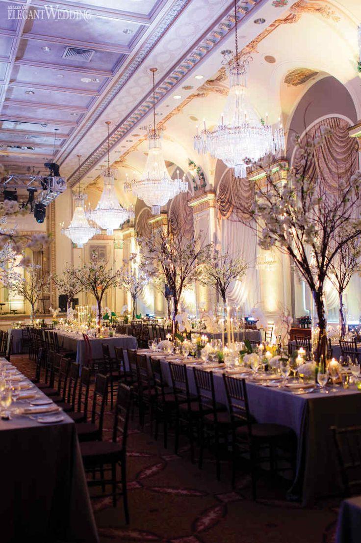 Best 25 enchanted garden wedding ideas on pinterest for Wedding reception centrepieces