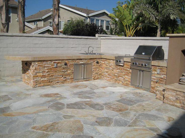 exterior tiles slate tiles flagstone pool ideas deck stacked stones