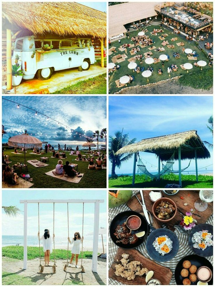 THE LAWN  Kuta Utara , Canggu  Between Old Mans Beach and Echo Beach