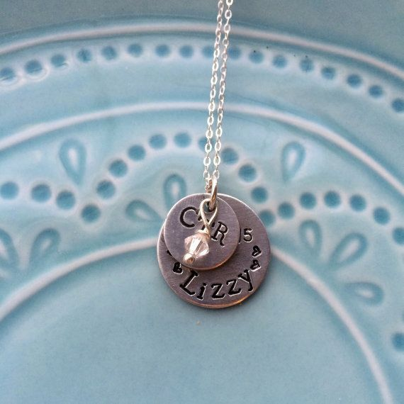 CTR Baptism Gift Girl's CTR LDS Mormon Necklace Choose