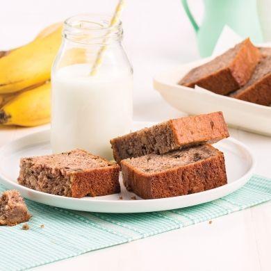 Pain aux bananes et lentilles - Recettes - Cuisine et nutrition - Pratico Pratiques