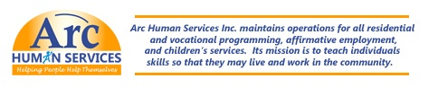 We provide services to individuals with Mental Health and Mental Retardation Disabilities from Adults to Children.  ARC Human Services is recruiting the following majors: Psychology