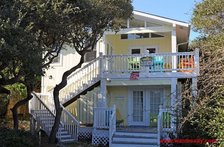 Topsail Island Rental | Busy Bee by the Sea | Ward Realty