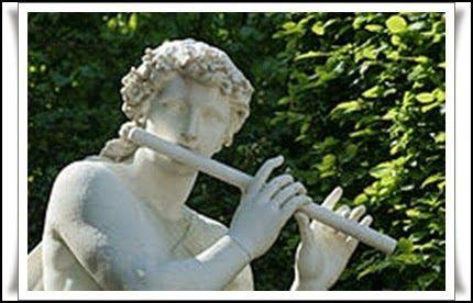 Las Revelaciones del Tarot: Acis - Dioses Mitologia Romana
