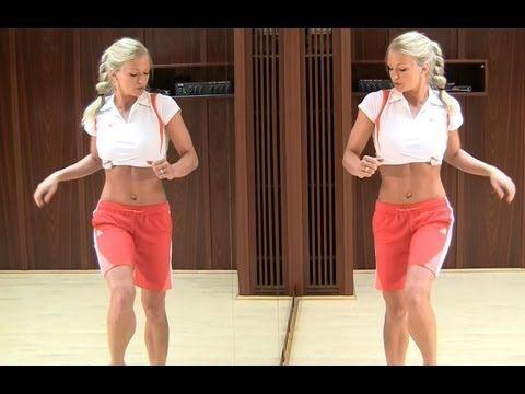 Zsírégető intervallum edzés - TORNAVIDEO.HU - YouTube