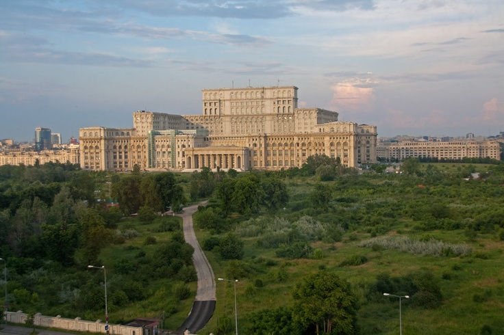Bucharest, Palace of the Parliament | Romania