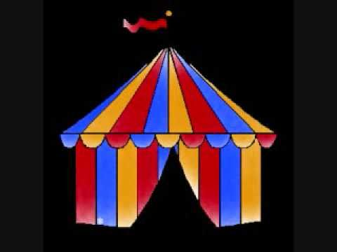 Circus music on Youtube - you have to have the music!