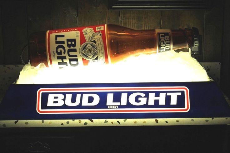 vintage 90s budweiser bud lite pool table lite lamp fixture beer. Black Bedroom Furniture Sets. Home Design Ideas