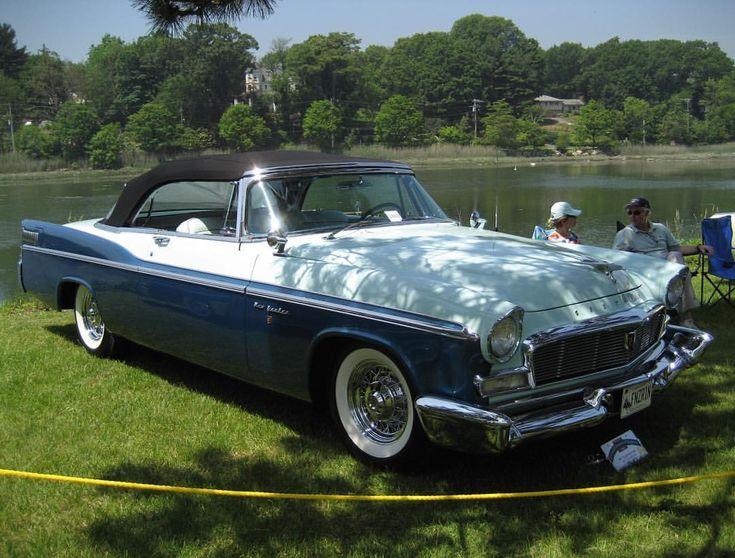1956 Chrysler New Yorker convertible - Bertram Lars Jensen (@bertramlarsjensen) on Instagram