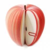 Fruit Notebook (Red Apple)