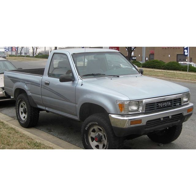 Photo What Year Is Your Favorite For Toyota Trucks