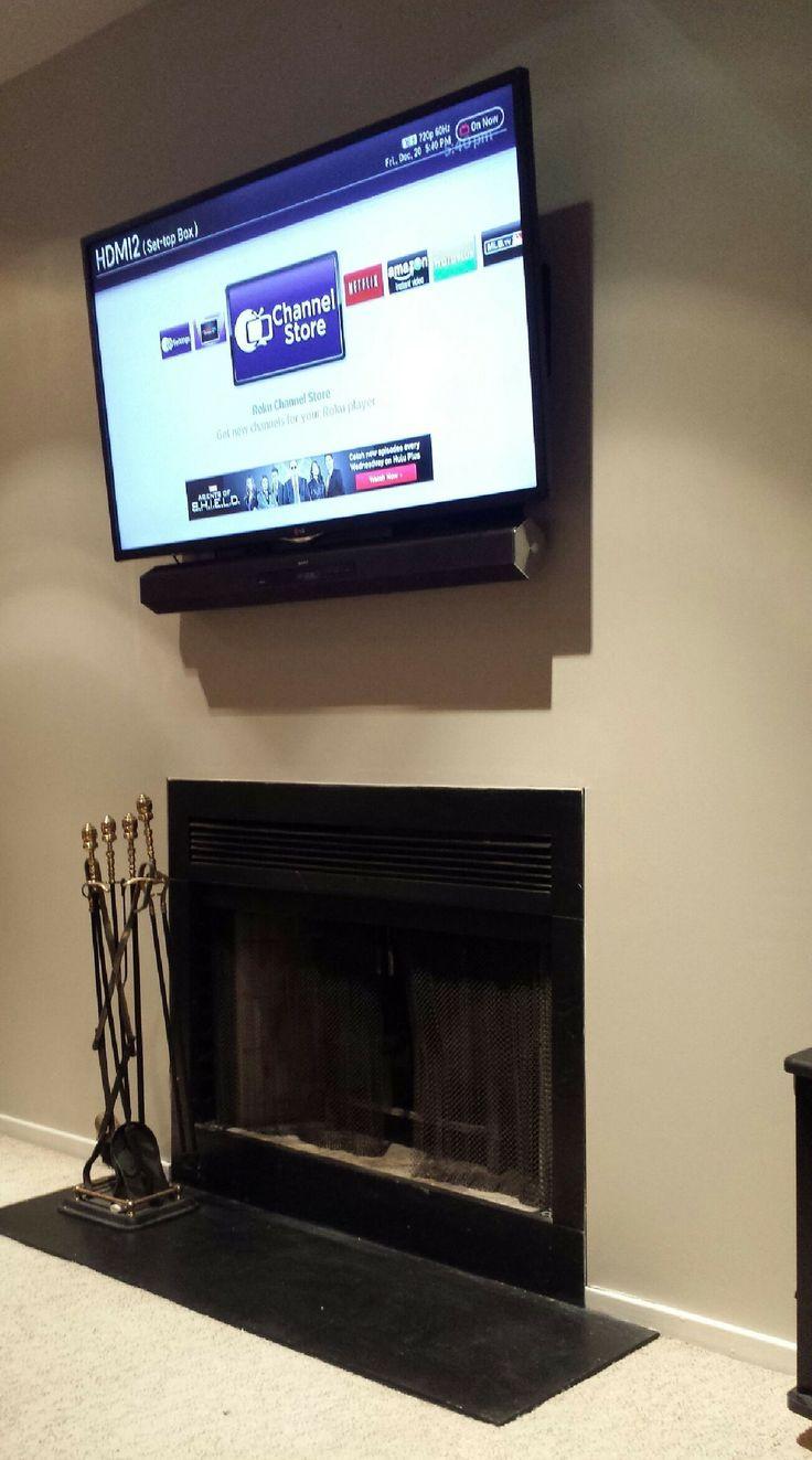 34 best elemental living room idea book images on pinterest living room ideas fireplace ideas for Best soundbar for large living room