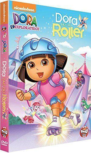 Dora l'exploratrice - Dora fait du roller - DVD NEUF SERIE TV