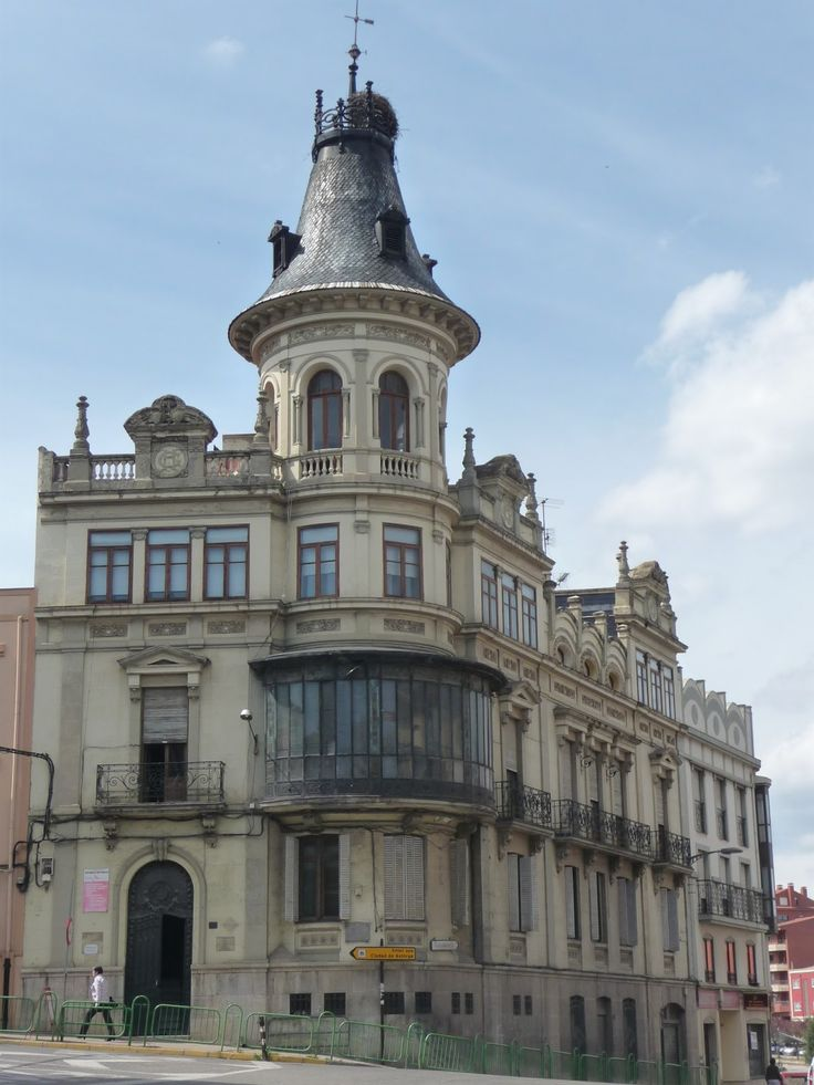 Casa Granell. Astorga