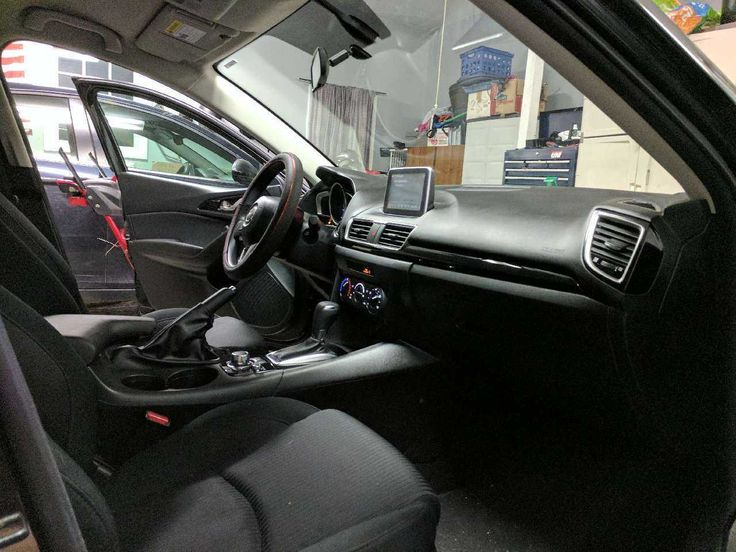 Nice Mazda 2017: 2016 Mazda Mazda3  2016 MAZDA 3, Black with Black interior, excellent condition, Like New Check more at http://24go.cf/2017/mazda-2017-2016-mazda-mazda3-2016-mazda-3-black-with-black-interior-excellent-condition-like-new-2/