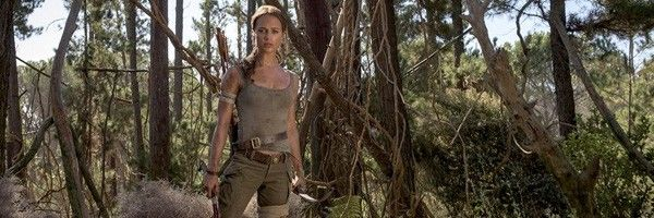 awesome Tomb Raider Movie Images Feature Alicia Vikander Check more at https://epeak.info/2017/03/27/tomb-raider-movie-images-feature-alicia-vikander/