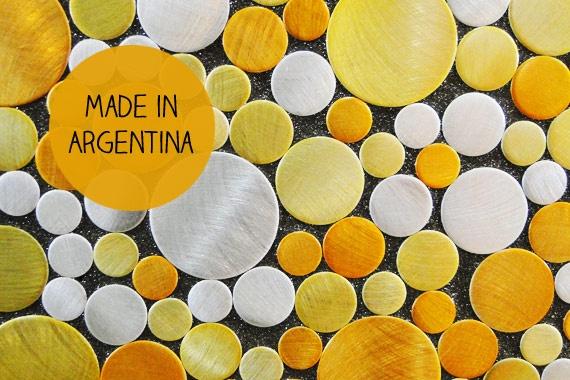 Bolhas na parede - dcoracao.com - blog de decoração