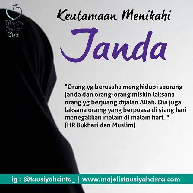 Keutamaan Menikahi Seorang Janda Follow Cintazakat Follow Cintazakat Https Ift Tt 2f12zsn Islamic Quotes Kata Kata Indah Kata Kata Motivasi