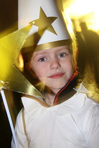 Lucia - Swedish tradition