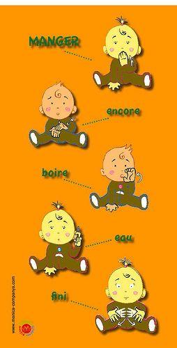 language des signes bébé | Naissance d'une Conscience...: Langage bébé - Langage des signes