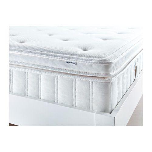 Sultan Hultsvik Memory Foam Pillowtop Mattress Ikea 650 Has A
