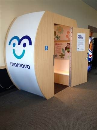 Vermont airport is first stop for mom-friendly Lactation Station - TODAY.com