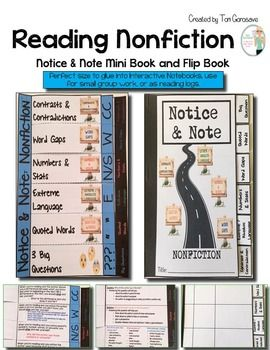 1000 ideas about notice and note on